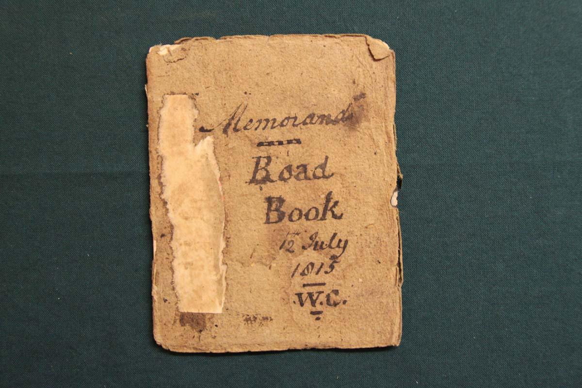 cox road book