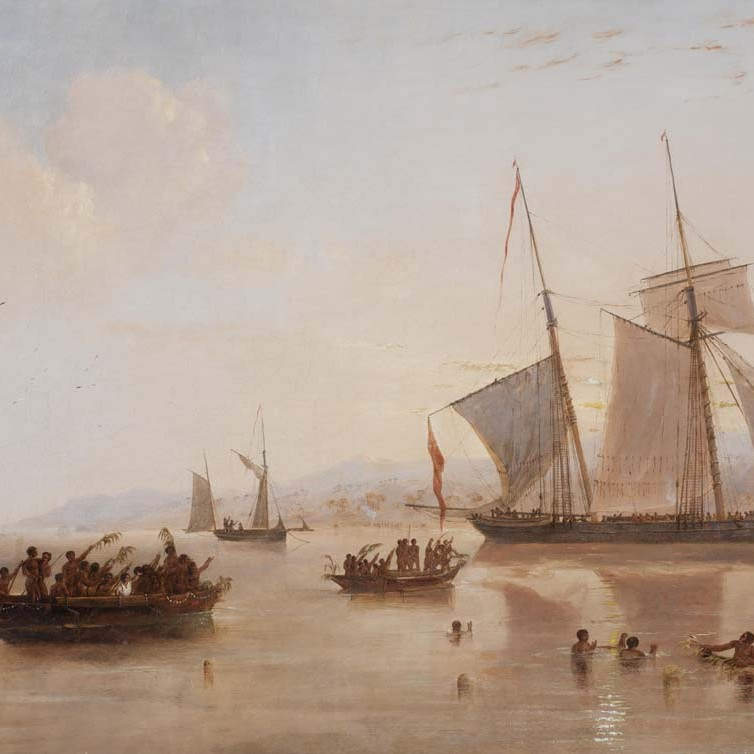 rescue of william d'oyly by schoonerisabella
