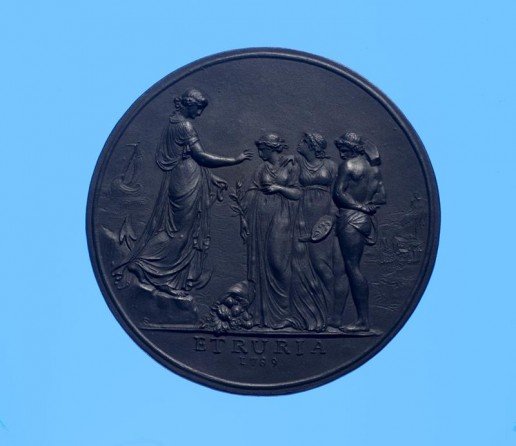 Sydney cove medallion