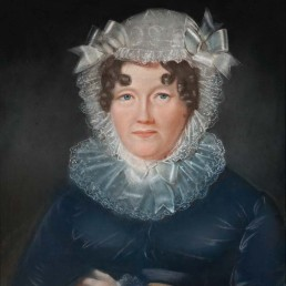 portrait of Elizabeth Ann Wilson Potter