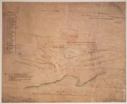 plan of Sydney town