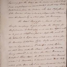 trevenens account of Cook's death