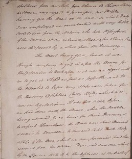 trevenens account of Cook's death