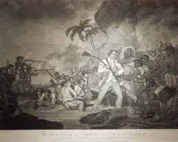 dealth of captain cook at Hawaii