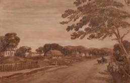 sketch of Perth
