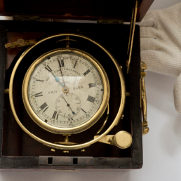 Chronometer carried by the BEAGLE