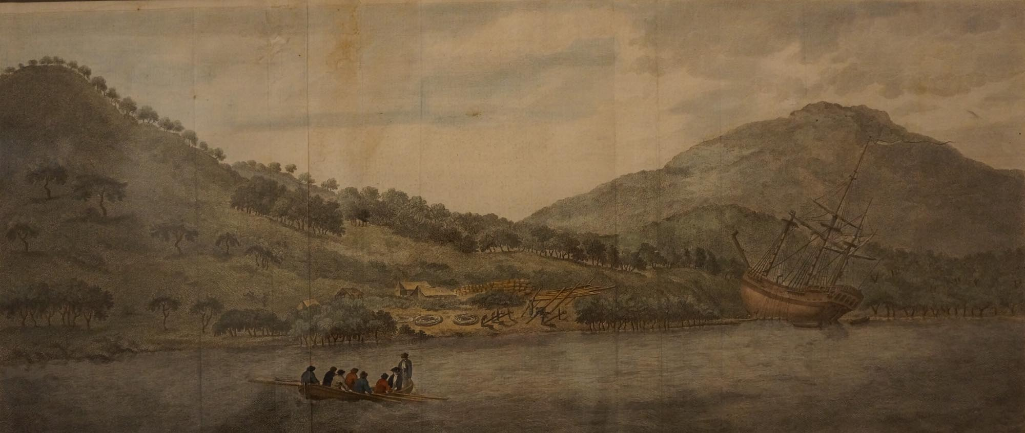 View of the Endeavour River. Silentworld Foundation collection SF001479.