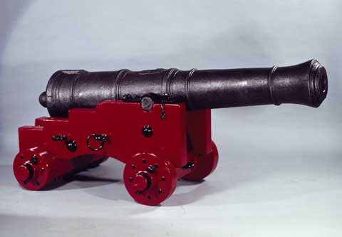 After completion of the conservation treatment, then Prime Minister John Gorton decided to distribute the canons to the countries and states related to Captain Cook's voyage. Photo: Australian National Maritime Museum.