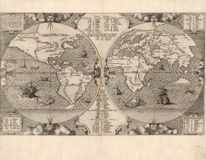 Sacrae Geographiae Tabulam