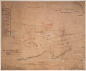 Plan of the Town of Sydney, SF001461