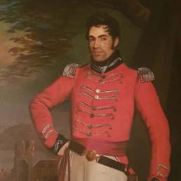 Portrait of Brigade Major James Taylor SF001168