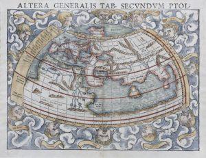 Altera Generalis Tab Secundum Ptol