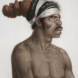 Portrait of Cour-rou-bari-gal